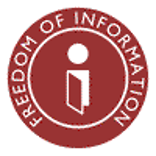 Freedom of Information (FOI) logo graphic