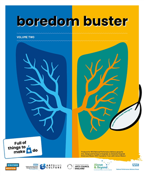 Boredom Buster Two front cover
